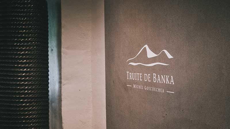 LA TRUITE DE BANKA