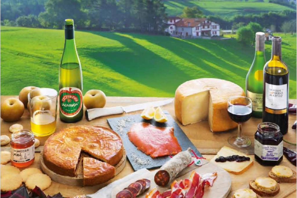 Les spécialités du Pays Basque à ramener chez vous !